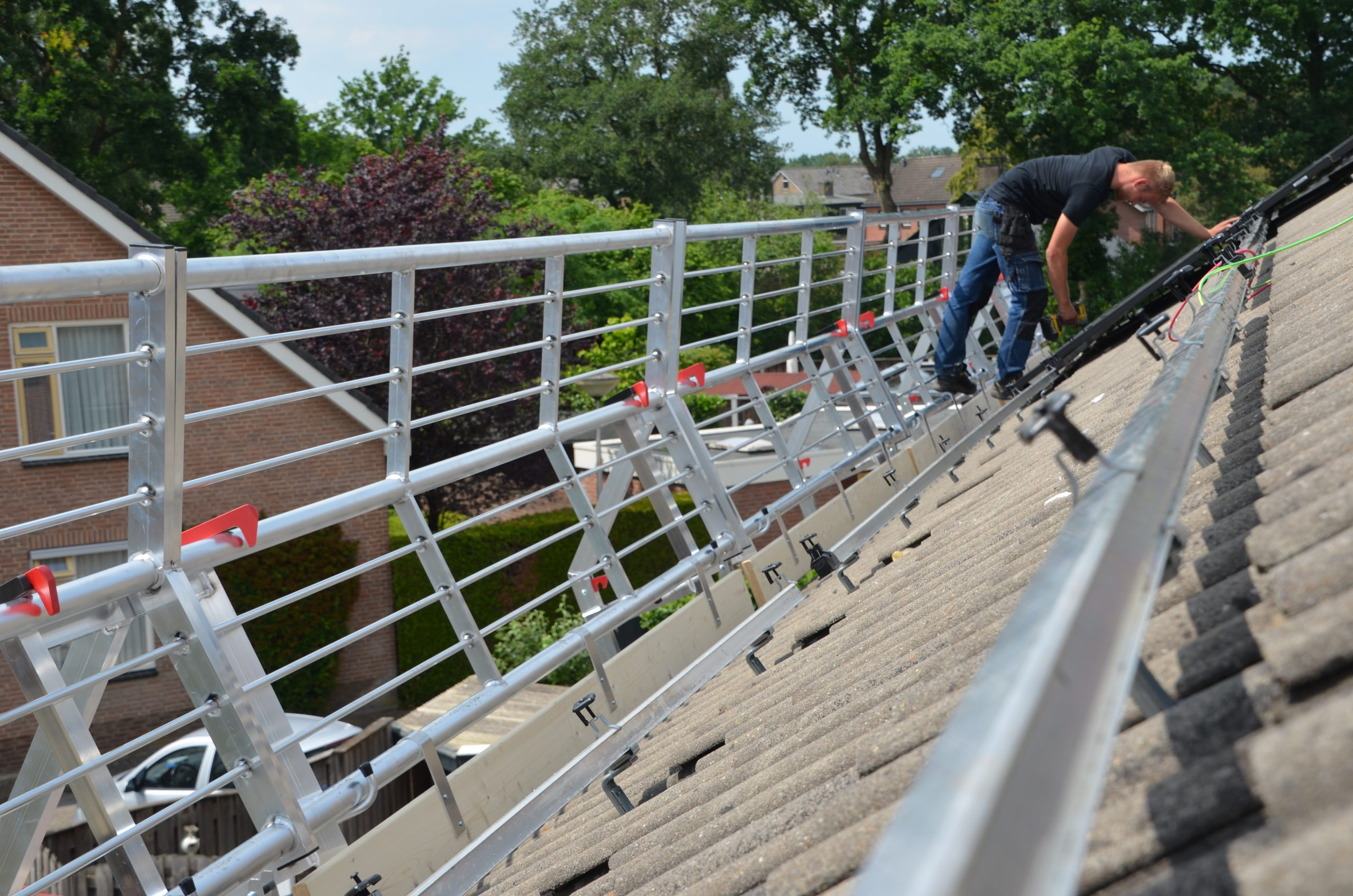 Boels rental also opts for RSS fall protection